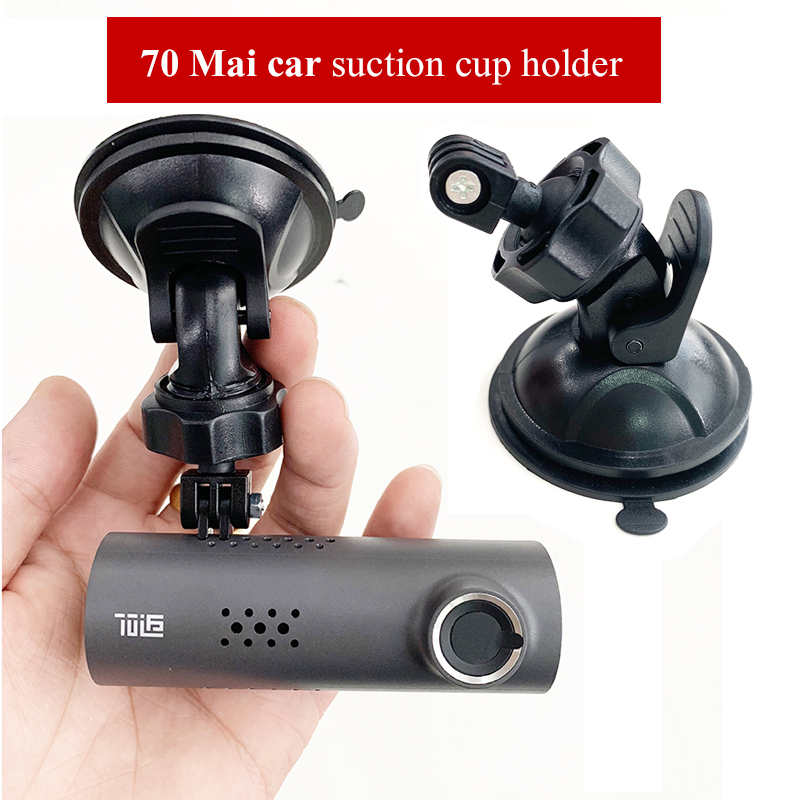 For xiaomi 70mai car DVR dedicated portable suction cup holder, holder of xiaomi 70mai car Camera WiFi driving recorder