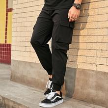 Летние мужские три-di мужские sional с двойным карманом повседневные девять штанов спортивные штаны с низкой посадкой 1-6XL код