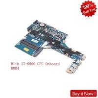 Nokotion 855565 601 855565 001 для hp ProbBook 450 G3 Материнская плата ноутбука R7 M340 DAX63CMB6C0 SR2EZ с I7 6500 процессор на борту DDR4