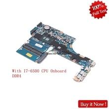 Nokotion 855565-601 855565-001 для hp ProbBook 450 G3 Материнская плата ноутбука R7 M340 DAX63CMB6C0 SR2EZ с I7-6500 процессор на борту DDR4