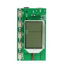 DSP PLL 87 108 MHz Lcd scherm FM Radio Draadloze Microfoon Stereo Zender/Ontvanger Module Bestseller Gloednieuwe
