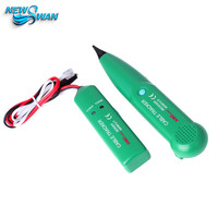 MS6812 Telephone Wire Tracer UTP Tool Kit LAN Network Cable Tester Line Finder With Pouch