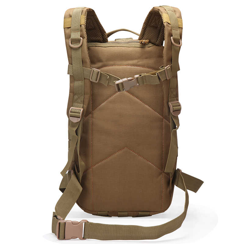 ... Military Tactical Backpack Large Army 3 Day Assault Pack Waterproof  Molle Bug Out Bag Rucksacks Outdoor ... 5f4c5411eabc1
