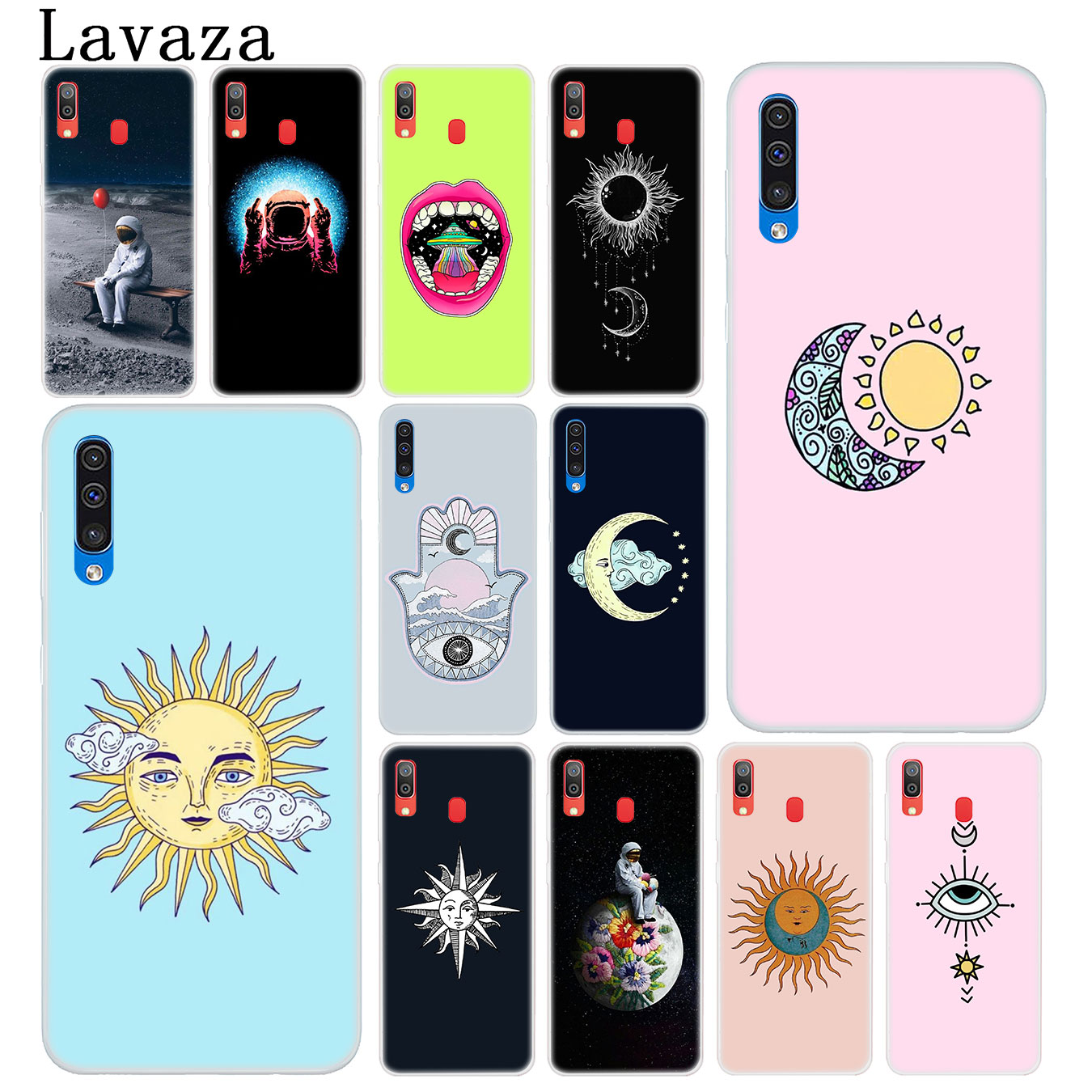 Phone Bags & Cases Glorious Lavaza Sun And Moon Wiccan Hard Transparent Phone Case For Samsung Galaxy A10 A30 A40 A50 A70 M10 M20 M30 Cover Cellphones & Telecommunications