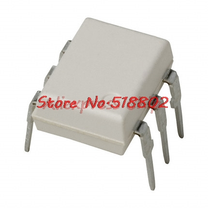 MOC3041 DIP-6 MOC3041M Optocoupleurs Triac pilotes