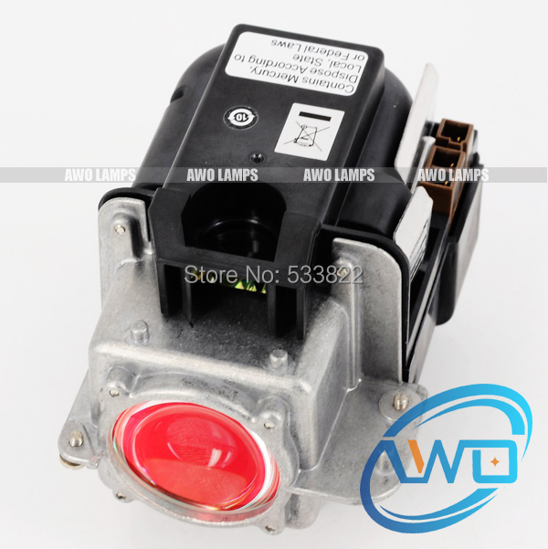 LH02LP compatible bare lamp with housing for LT180 фото