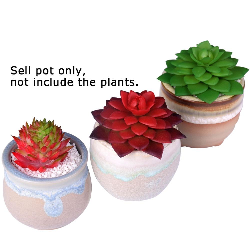 cute indoor garden pots wedding favors and gifts ceramic terracotta ...