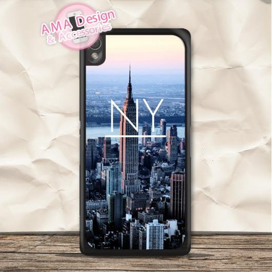Нью-Йорк чехол для Sony Xperia Z5 Z4 Z3 Compact Z2 Z1 Z E4 T3 T2 SP M4 m2 C3 c ...