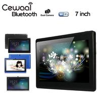 7inch IPS Screen A33 Tablet HD Allwinner Android 4 4 OTG Quad Core WiFi Dual Camera