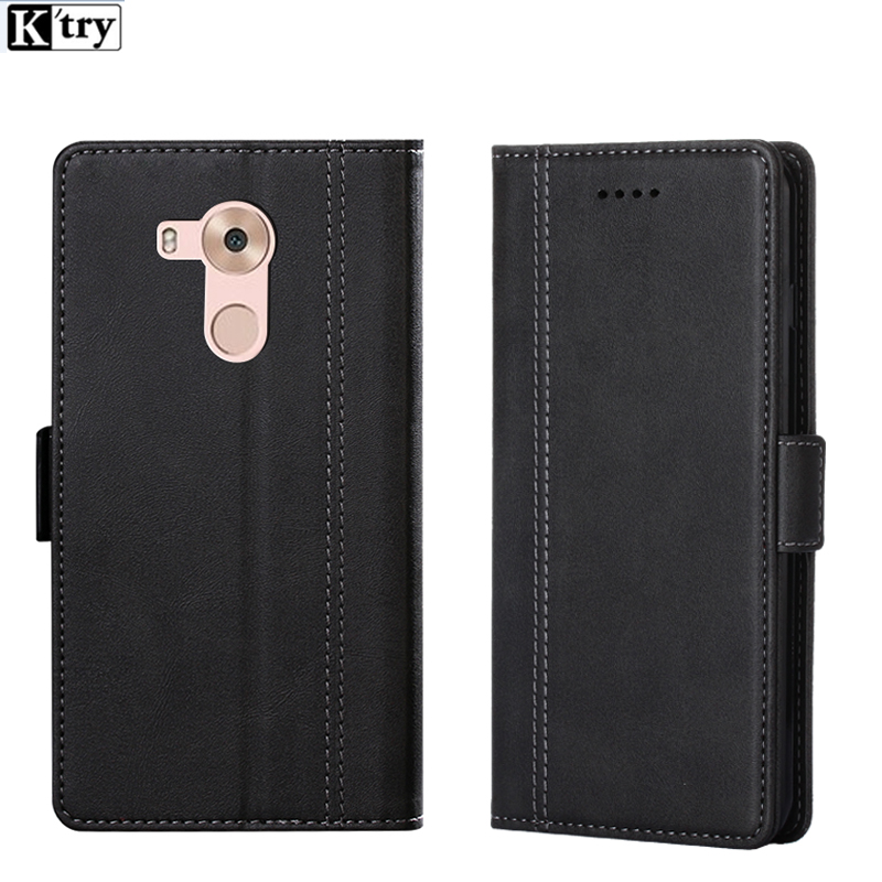 Huawei Mate 8 Case Mate 8 Cover Original K'try Brand Leather Wallet Card Holder Stand Case For Huawei Mate 8 Leather Flip Case