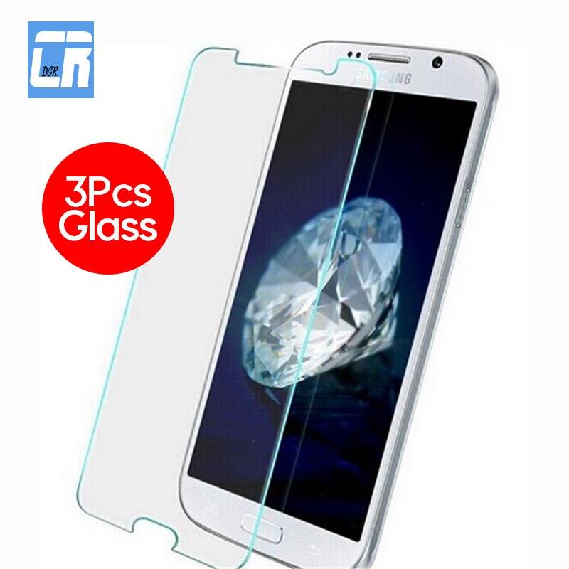 3Pcs Tempered Glass For Samsung Galaxy J3 J5 J7 2017 2.5D Screen Protector For Samsung Galaxy A3 A5 A7 2016 2017 Protective Film