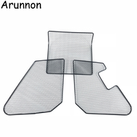 Arunnon Motorcycle Accessories FOR HONDA ZOOMER 50 AF58 Net cover under seat Storage box Refit accessories Seat net