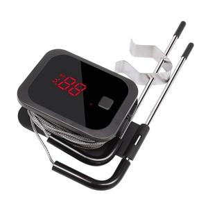 Image 2 - Ibt 2X 4XS 6X 3 Soorten Voedsel Koken Bluetooth Draadloze Bbq Thermometer IBT 2X Probes & Timer Voor Oven Vlees Grill gratis App Controle