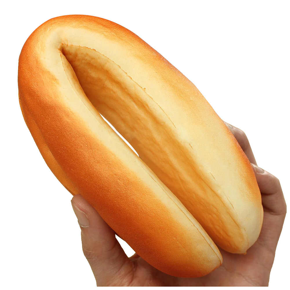 HOT SALE 30cm Squishy Long French Baguette Soft Squishy Bread Cute Display Model Toy UK