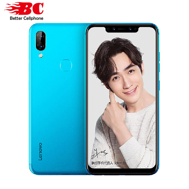 Original Lenovo S5 Pro L58041 6GB RAM 64GB ROM Rear Camera 20.0MP + 12.0MP SDM636 Octa-Core 1.8GHz 3500mAh Battery Face ID Phone