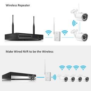 Image 4 - Einnov IPC Router uzatın WiFi aralığı 30m ev güvenlik kamerası sistemi kablosuz kameralar Wifi sinyal artırıcı 2.4G WiFi IPC