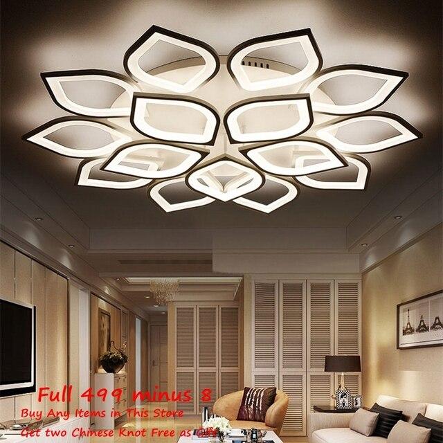 Modern LED Ceiling Light Living room Lights Plafond LED Light Ceiling lamp lamparas de techo colgante moderna Home Lighting