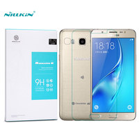 Free Shipping Nillkin Amazing H Anti Explosion Tempered Glass Screen Protector Film For Samsung Galaxy J7