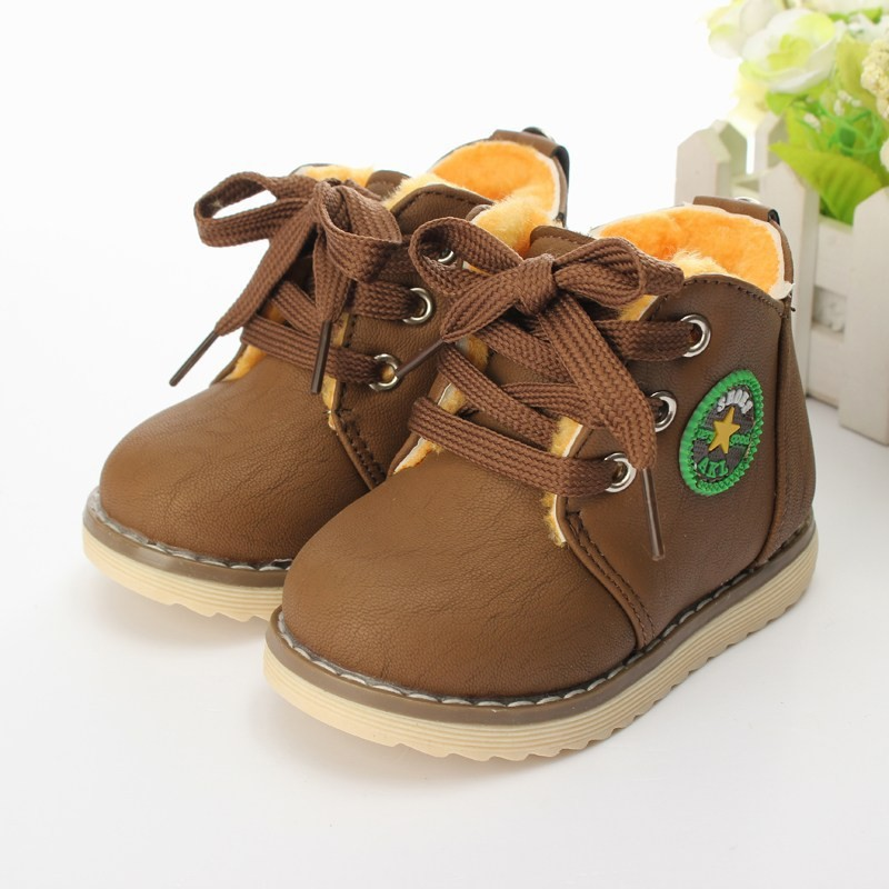 2016-winter-Childrens-hot-sale-casual-cotton-boots-classic-shoes-non-slip-kids-keep-warm-snow-boots-for-boys-girls-2