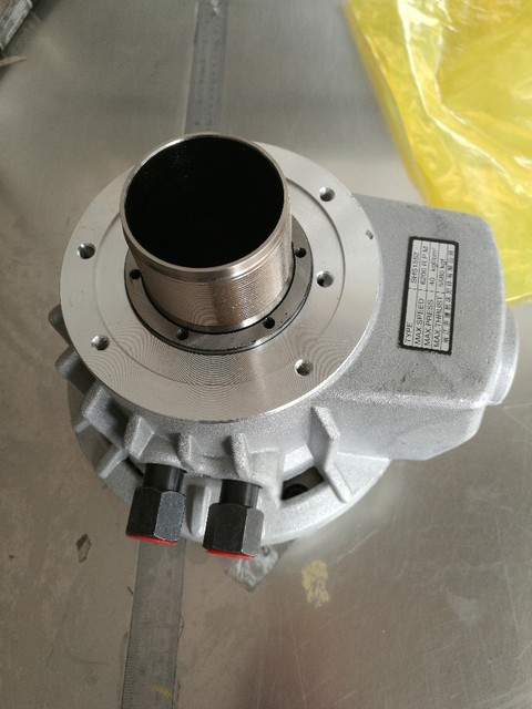 Hydraulic Rotary Cylinder Hollow lathe machine Chuck  Three-Jaw Hydraulic Chuck Cylinder S1552