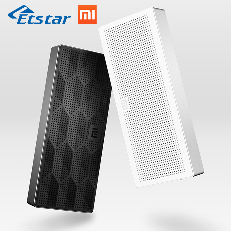 Xiaomi Square Box for Xiaomi Mobile Phone Metal Body Bluetooth Speaker