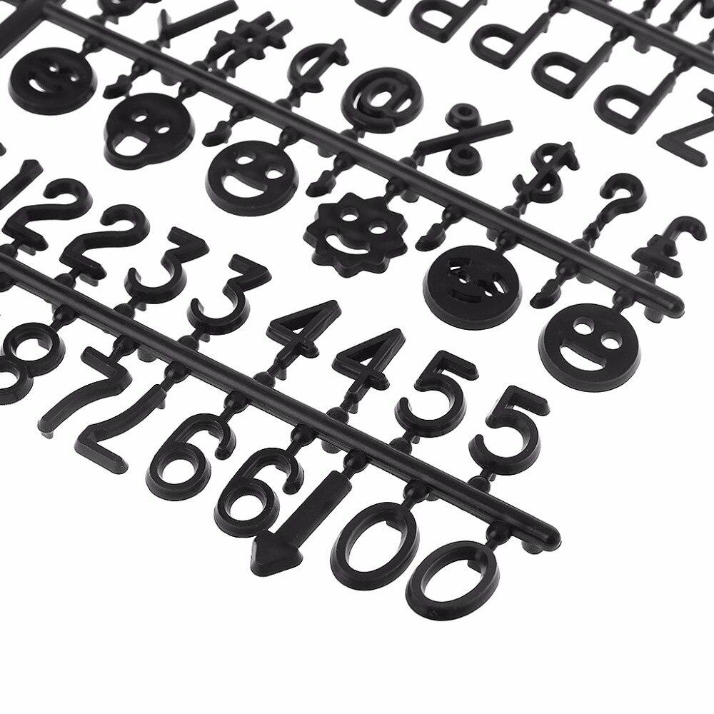 Персонажи для доски с буквами из фетра 340 шт. цифры для доски со сменными буквами
