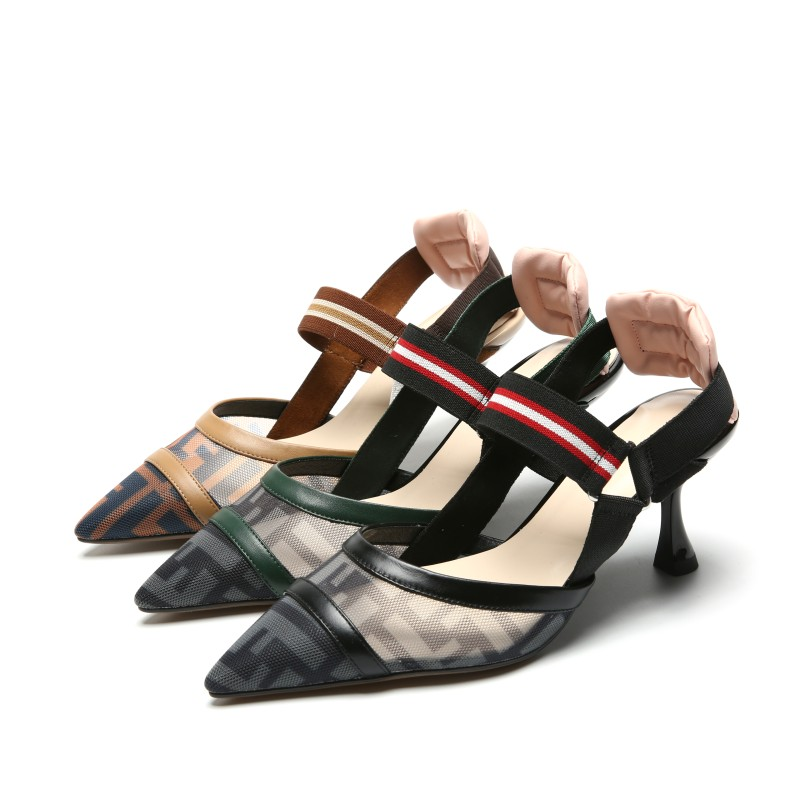 Conception Pic Talons D'été Sandales Marque Pic as Chaude Pompes Sapato Hauts Chaussures As Femme Slingbacks Femmes Feminino Pour 1wqXgxSPZ