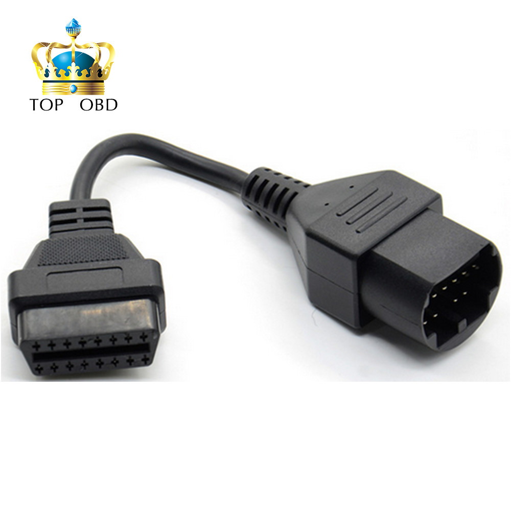 Obd2 To Hdmi Wiring Diagram Online Schematic Ford Obd Ii High Quality Mb 38 Pin 16 Diagnostic Adapter For Rh Aliexpress Com