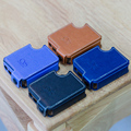 Shanling M1 funda de cuero Portátil Bluetooth Mini DDS DDS Lossless Reproductor de Música HIFI MP3 caso