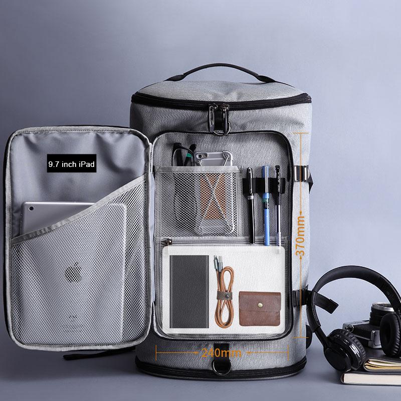 KAKA 40L Large Capacity 15 6 Laptop bag Men Backpack Travel Backpack Bags For Mlae Teenagers