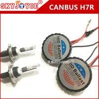 H7R hid ערכת canbus 35 W Cnlight קסנון hid נטל mini עבור כל בערכת קסנון hid אחד קסנון cnlight H7R 4300 K 5000 K נטל canbus
