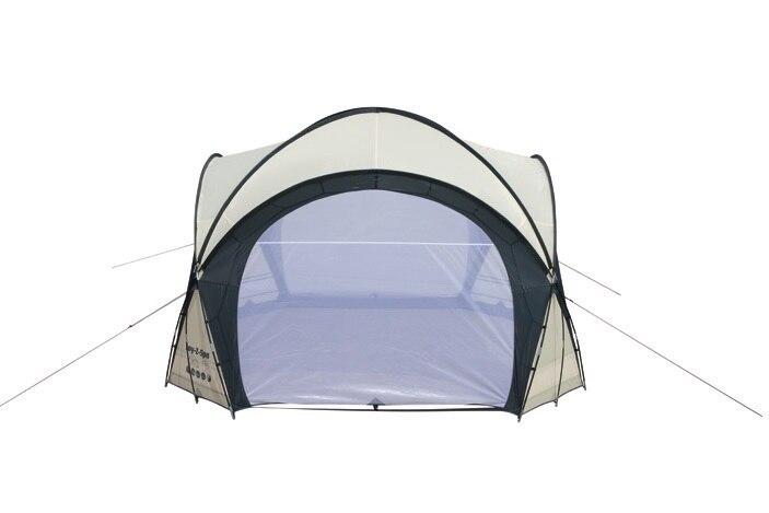 58460 Bestway 390x390x255cm SPA DOME Sunshield Anti-Rain Tent For All Bestway Spas In Winter & Summer 12'9