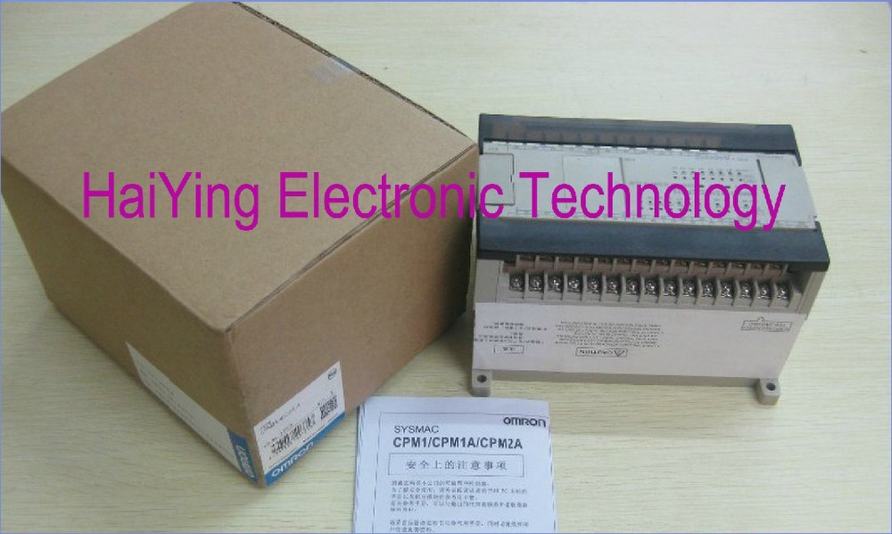 New and original CPM2AH-40CDR-A       OMRON      PLC dhl ems 1pc c40p cdr a plate used original for omron plc io board