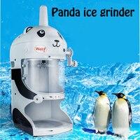 Commercial Ice Grinder Ice Crusher Ice Sand Machine New Panda Models Cute Shape Ice Machine 220V