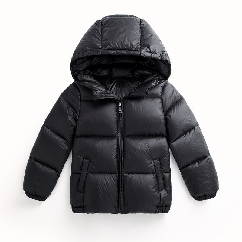Boys girls   90% white duck down jacket  Children outerwear Ultra light down coat   Kids winter  warm clothes Parkas children winter coats jacket baby boys warm outerwear thickening outdoors kids snow proof coat parkas cotton padded clothes