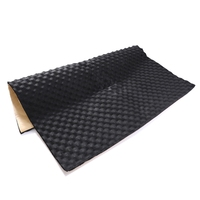 100x100cm Sound Absorber Acoustic Self Adhesive Rubber Soundproof Foam Drum Room 20 21W