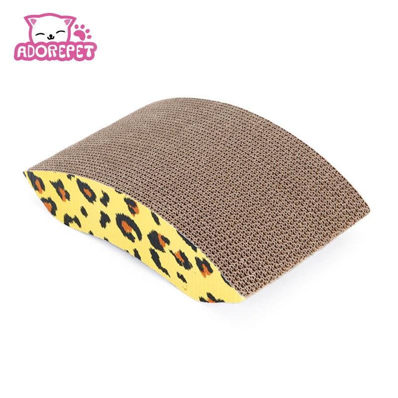 Small sisal Cat Scratch board with catnip Cat bed house cushion font b mat b font