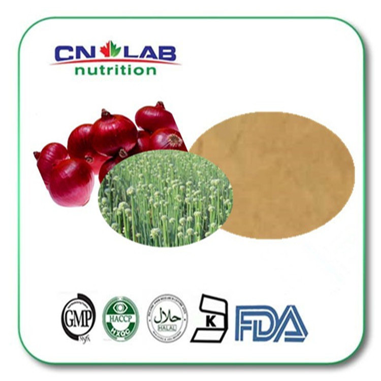 Quercetin,Onion Extract Quercetin,Allium cepa Onion Extract Quercetin
