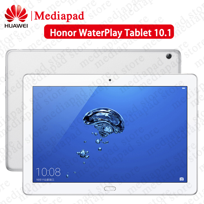 Original 10 1 inch Huawei Honor WaterPlay Waterproof IP67 WIFI Huawei M3 Lite 10 WP Android