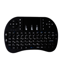 AVATTO Original i8 Mini Gaming Keyboard 2.4GHz USB Wireless Touch Pad Fly Air mouse for PC, Smart TV, Laptop, iPad, Android Box