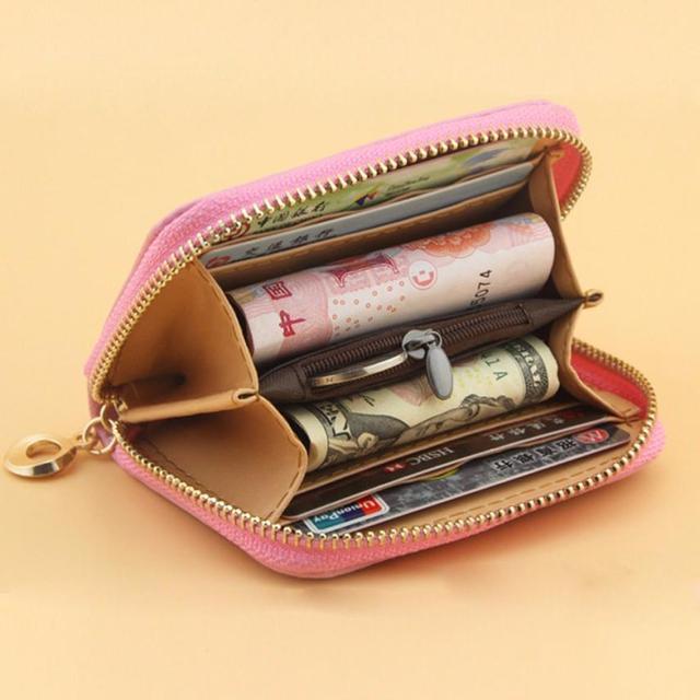 Lovely Zipper Coin Purse