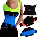 2016 Presell Newest Women Men Waist Trainer Xtreme Power Belt Shaper Adjustable Fitness Waist Support 8009