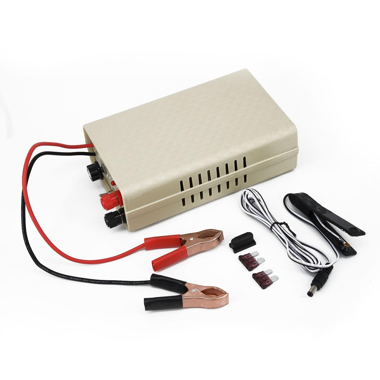 735MP inverseur à ultrasons électro poisson pêcheur Machine de pêche cascadeur + fusible chaud