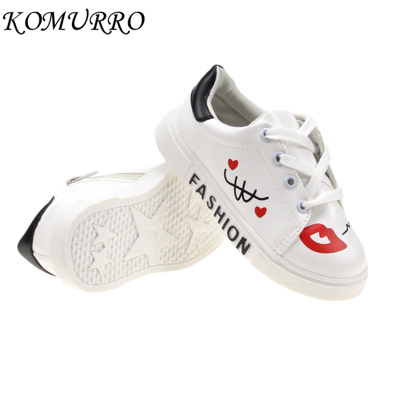 f9842e6a079 Παιδικά Κορίτσια Δερμάτινα Παπούτσια Αγόρια Άνοιξη Μαύρα Sneakers Παιδικά  Γκράφιτι ...