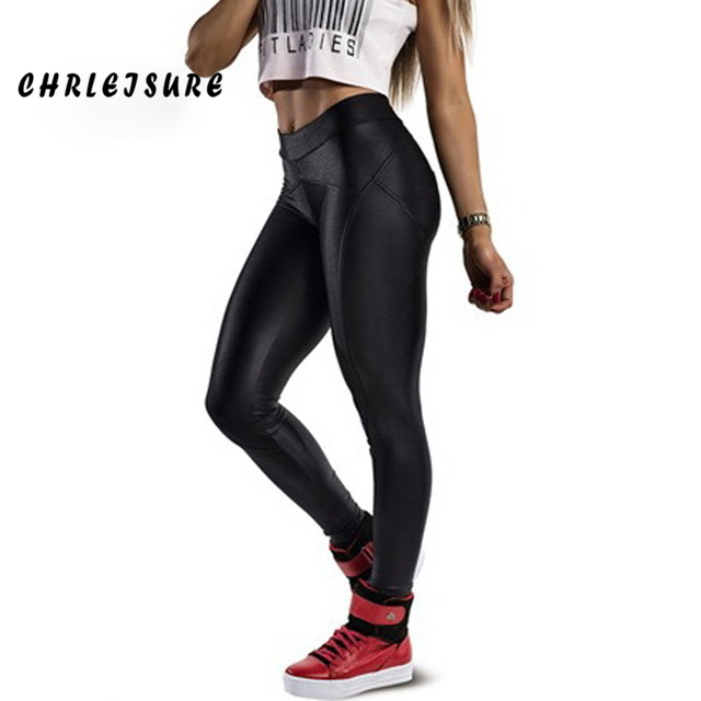 S-XL 5Colros Women Leggings Fashion Workout Push Up Candy Color Slim Jeggings Big Ass Femme Ladies Sexy Leggings Women