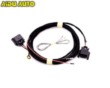 AIDUAUTO Fog Light Cable Lamp Lighting harness For VW Golf 7 MK7 VII