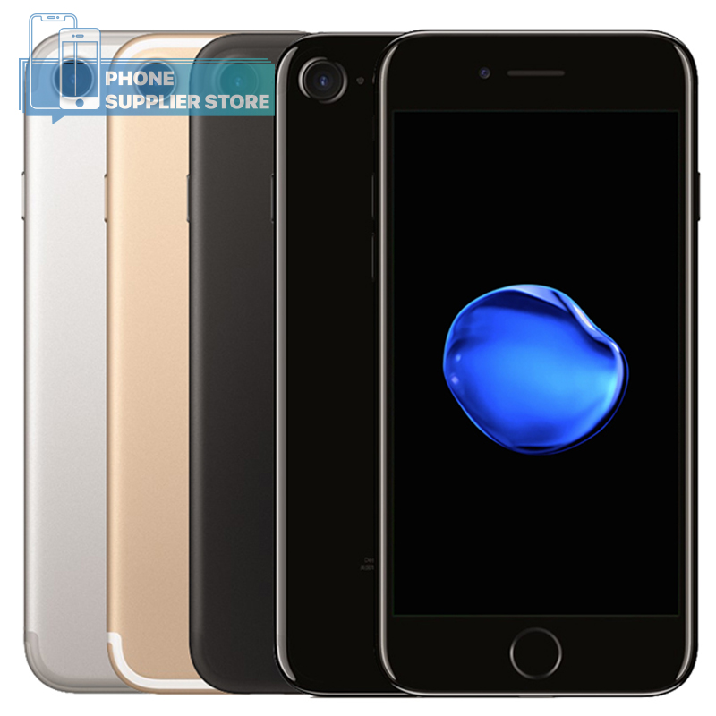 Unlocked Apple IPhone 7 4G LTE 4.7 Inch A10 IOS 12.0MP Camera Fingerprint ROM