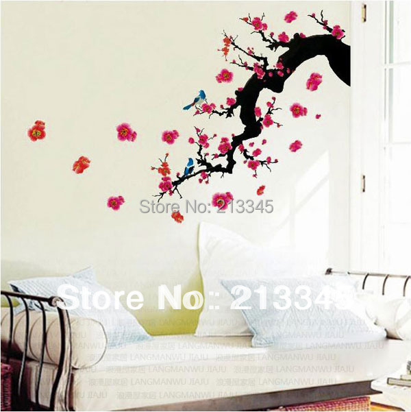 Popular spring door decoration buy cheap spring door for Decoration porte sticker