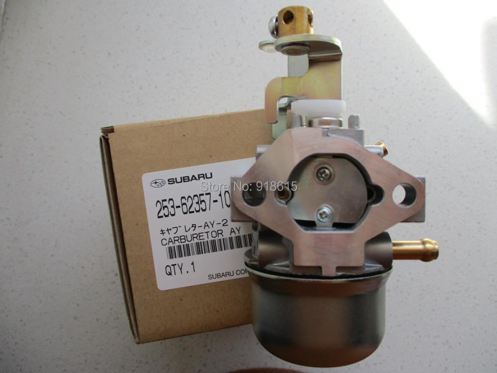 цена на RGV2800 EH17 CARBURETOR CARB SUBARU ROBIN GASOLINE GENERATOR PARTS PART# 253-62357-10