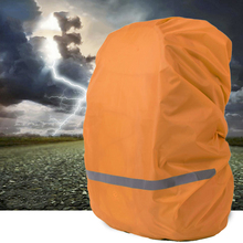 Mochila resistente al polvo impermeable con luz reflectante, funda para la lluvia, bolso de hombro ultraligero portátil, protege las herramientas al aire libre